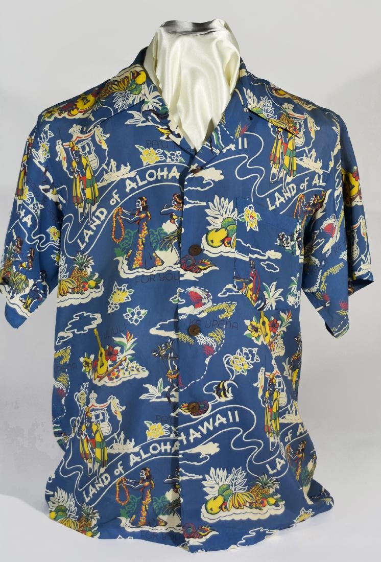 John F. Kennedy Hawaiian Shirt - 4
