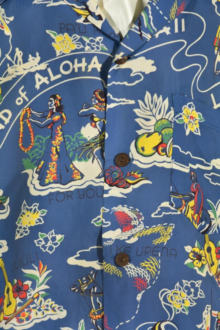 John F. Kennedy Hawaiian Shirt - 5