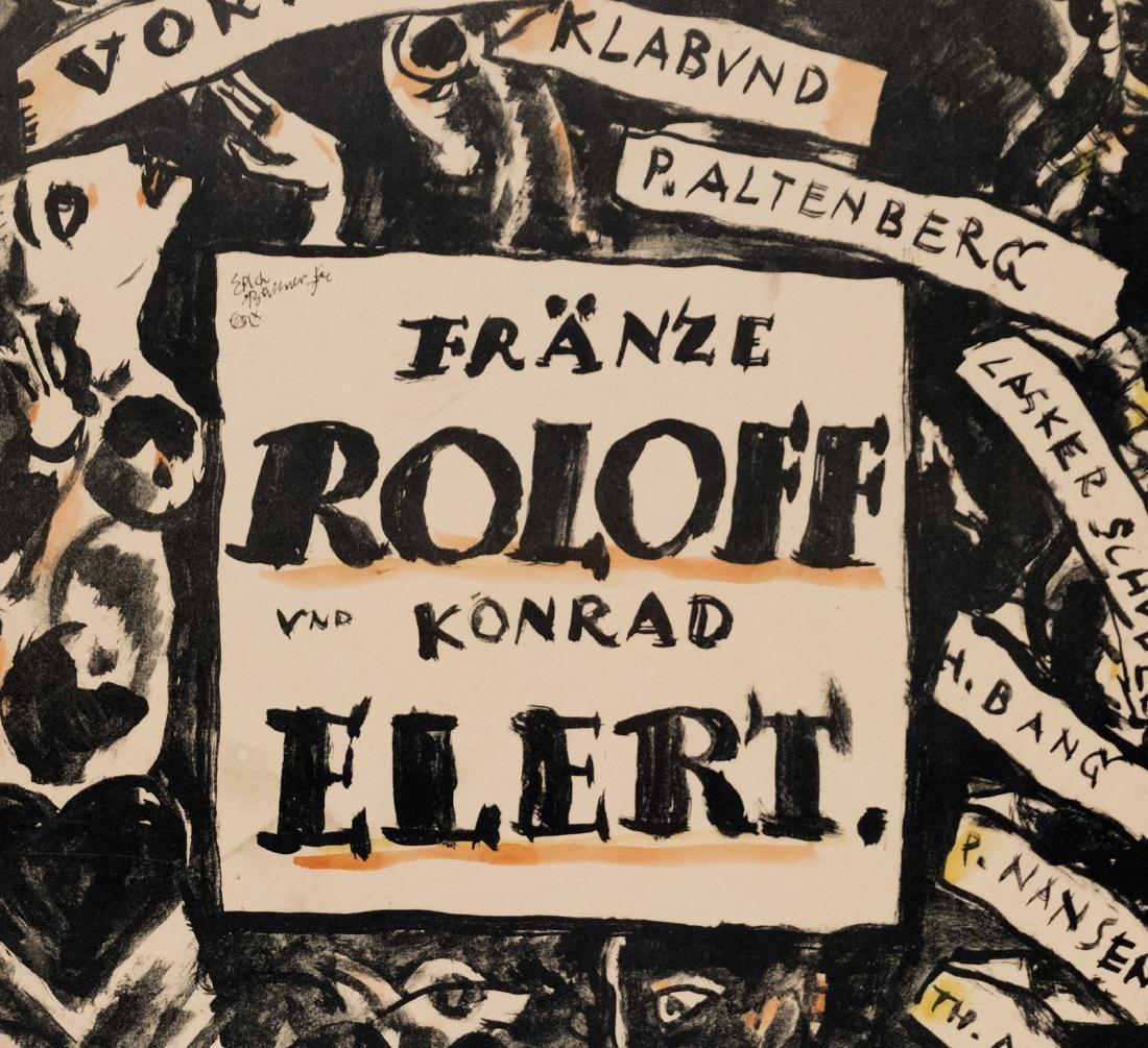 Roloff / Elert Poster - 2