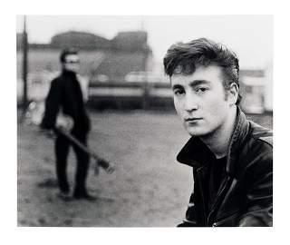 John Lennon Portrait by Kirchherr