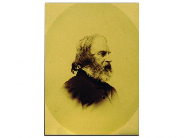 374: G5 - JOHN ADAMS WHIPPLE, BOSTON: PHOTOGRAPH OF LON