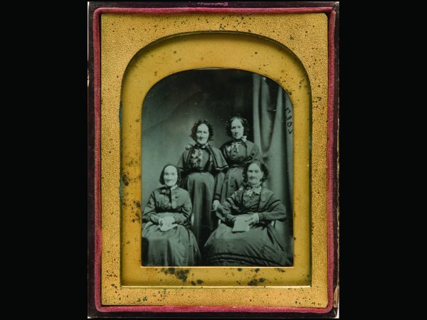 395: G26 - FOUR SISTERS FROM AMHERST, N.H.