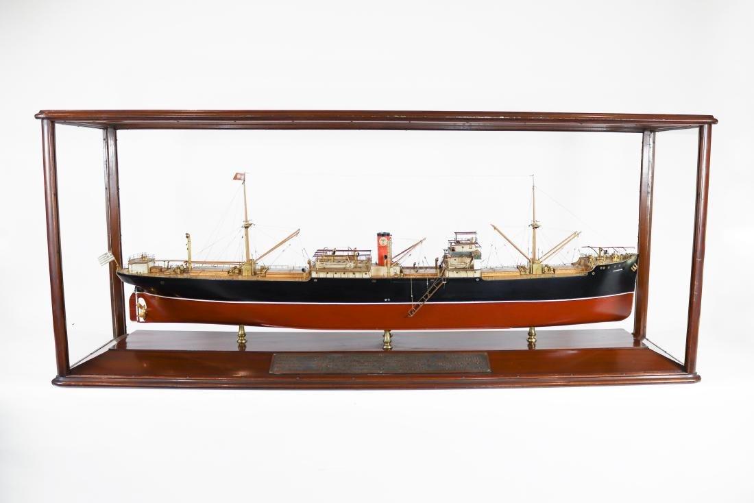 Steamship East Lynn Builders Model