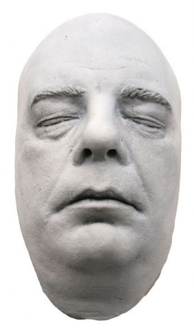 Lon Chaney Plaster Lifecast
