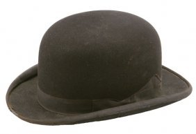 Clockwork Orange Bowler Hat