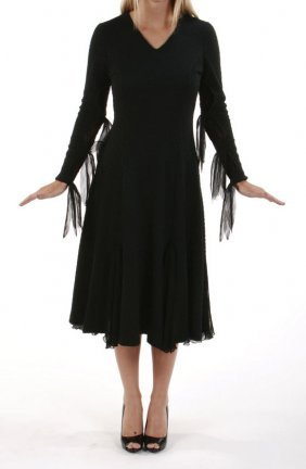 "Christina Ricci Dress From ""The Addams Family"""