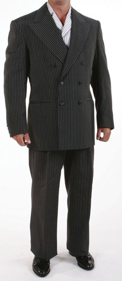 """Raul Julia Suit From """"Addams Family Values"""""""