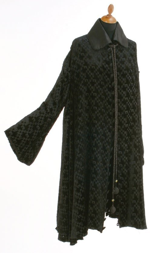 "Mae West ""Diamond Lil"" Cape"