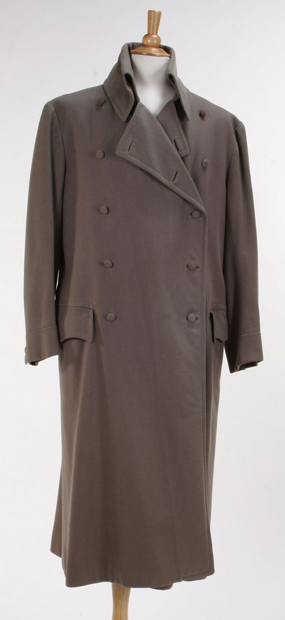 "Marlon Brando Greatcoat From ""Desiree"""