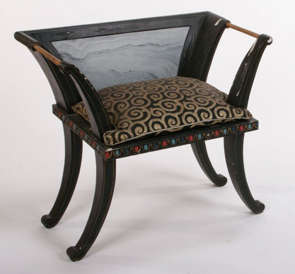 """Cleopatra"" Chair"