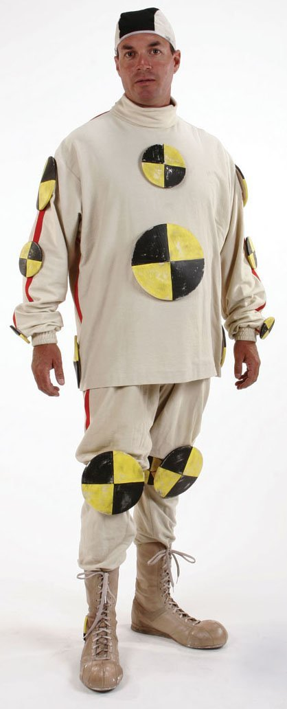"Jim Carrey ""Grinch"" Costume"