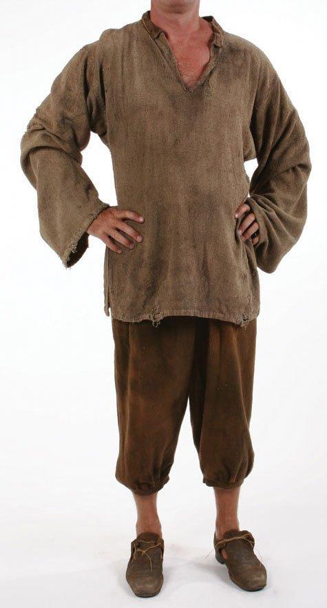"Leonardo Dicaprio ""Man In The Iron Mask"" Costume"