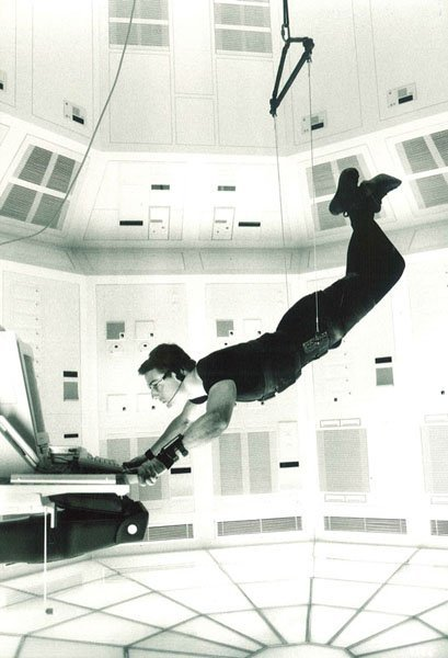 "Tom Cruise ""Mission Impossible"" Costume - 2"