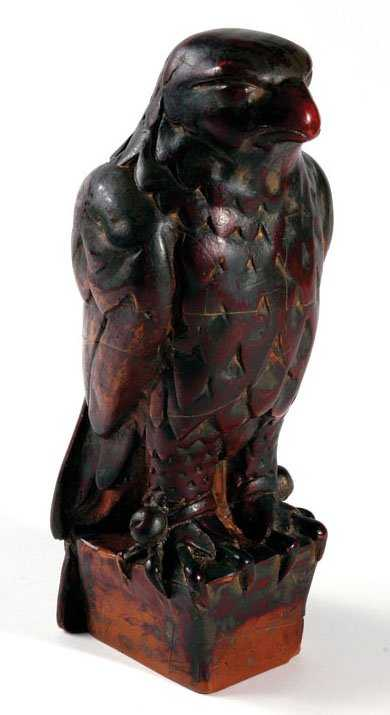 The Maltese Falcon Resin Statuette