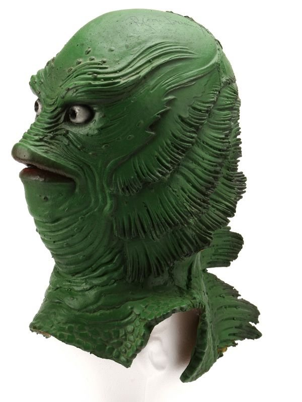 """Creature From the Black Lagoon"" Mask"