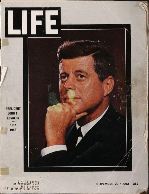 """JFK Assasination """"Life"""""""