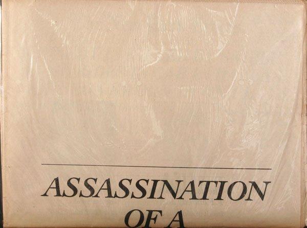 New York Times JFK Assassination Newspaper