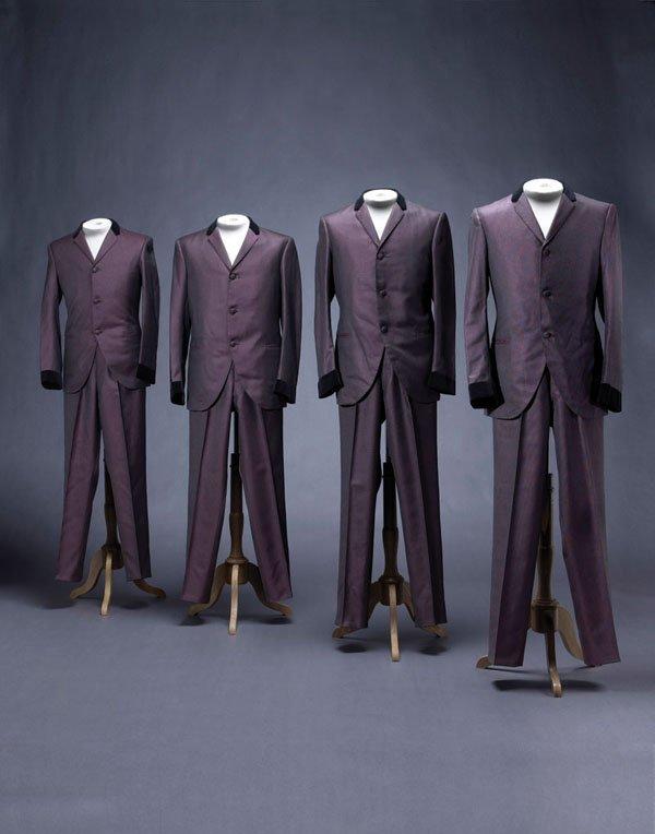 """Beatles """"Please Please Me"""" Suits"""