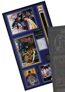 "Adam West ""Batman"" Plaque"