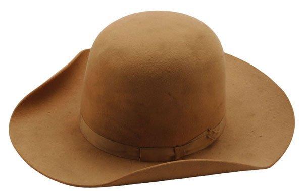 """Don Blocker """"Bonanza"""" Ten-Gallon Hat"""