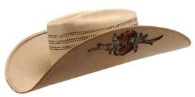 Dale Evans Cowgirl Hat