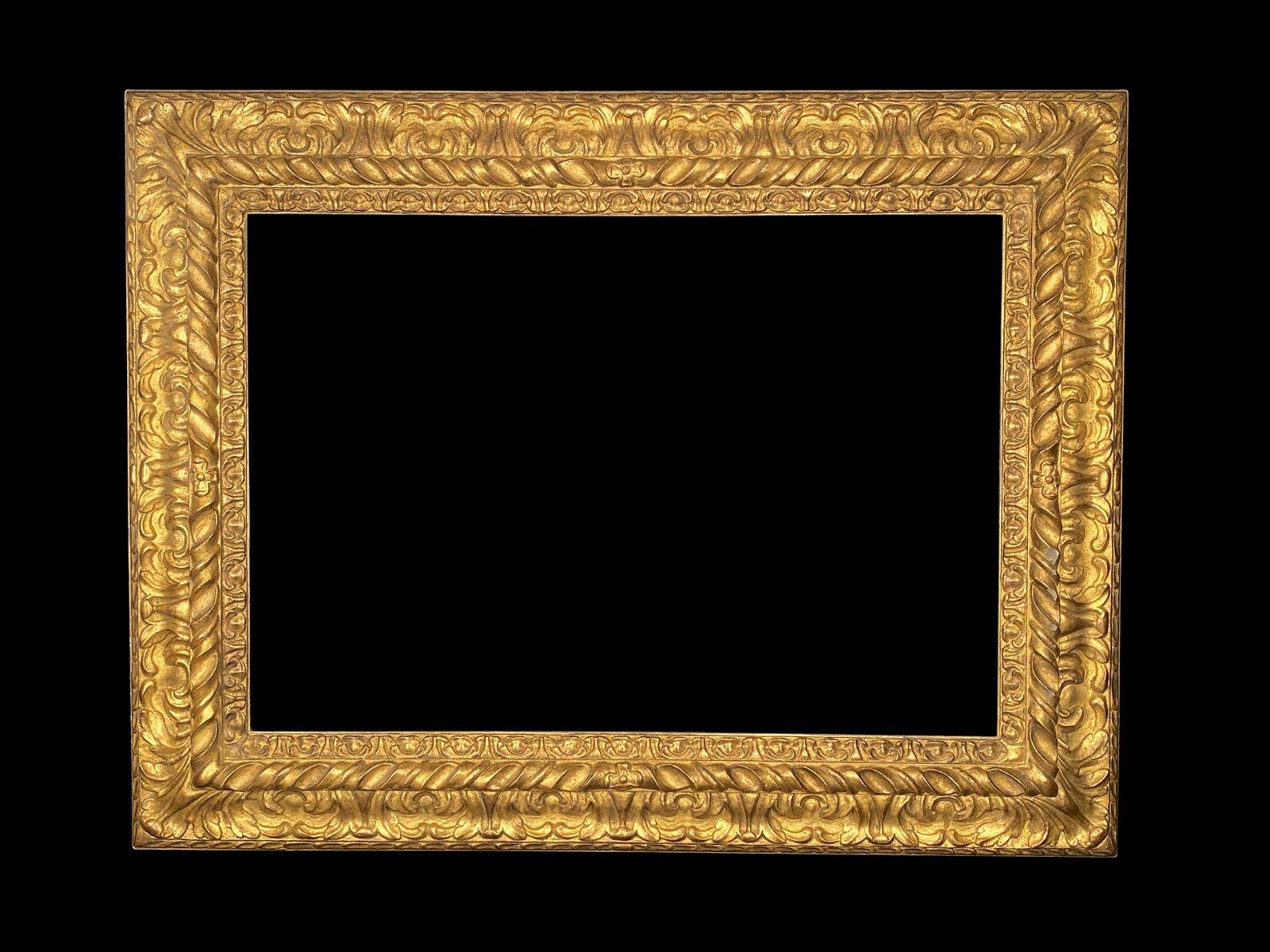 Eli Wilner Frame, Italian 17th Century Style