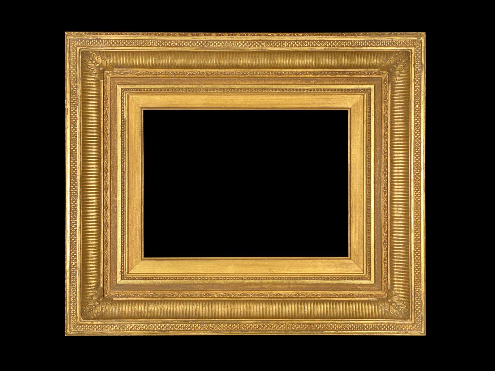 Eli Wilner Frame, c. 1870 Style Ex, W. Homer