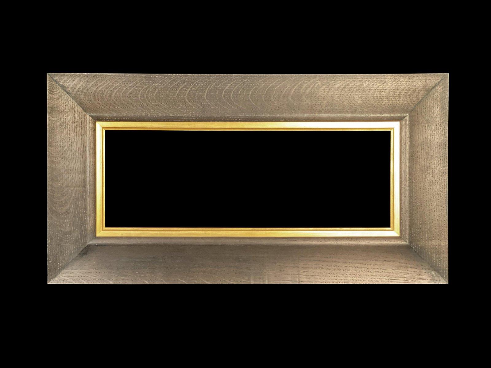 Eli Wilner Frame, Amer 20th c. Style Ex. Rockwell