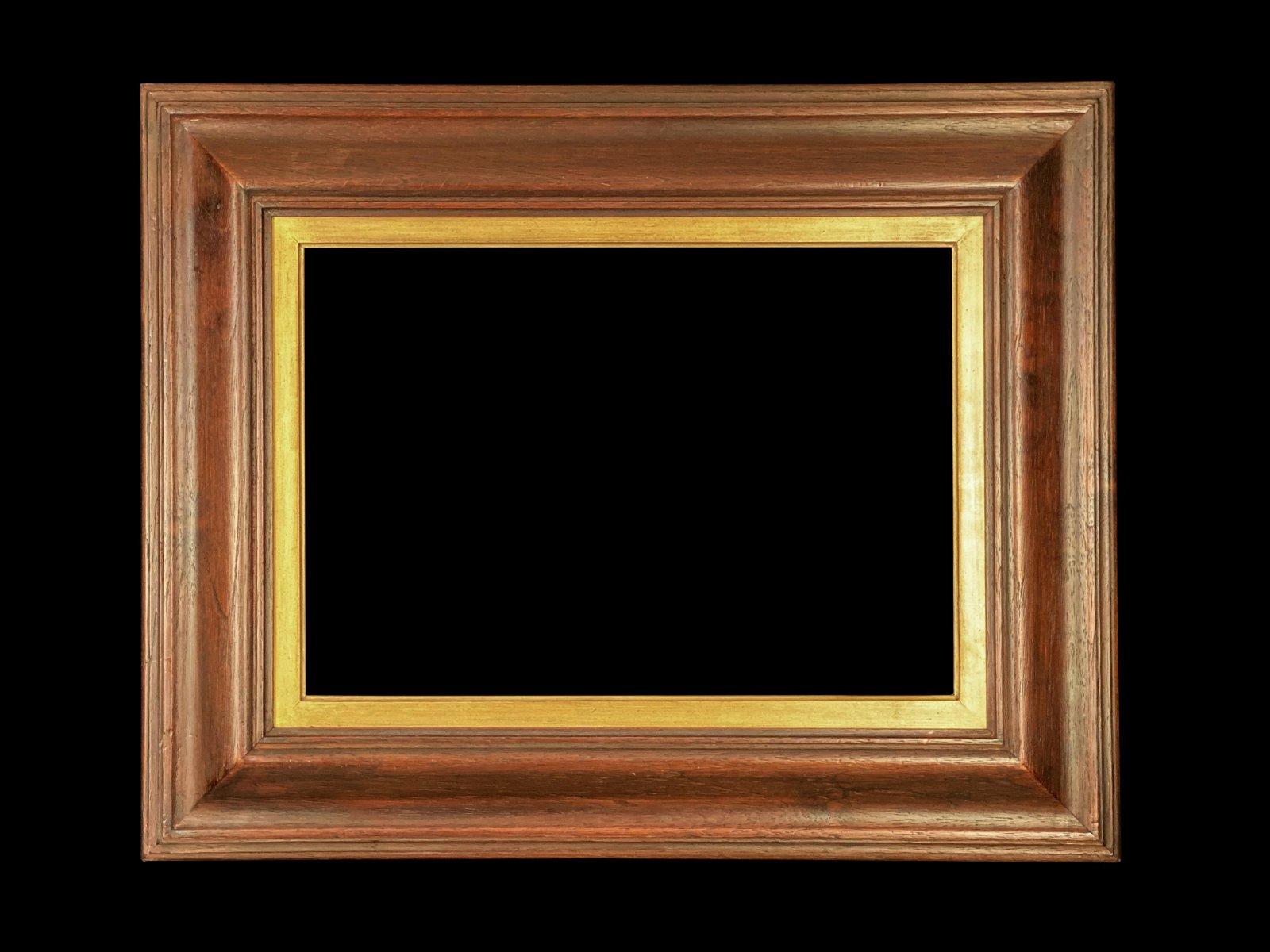 Eli Wilner Frame, Modernist Style, Ex: Cezanne