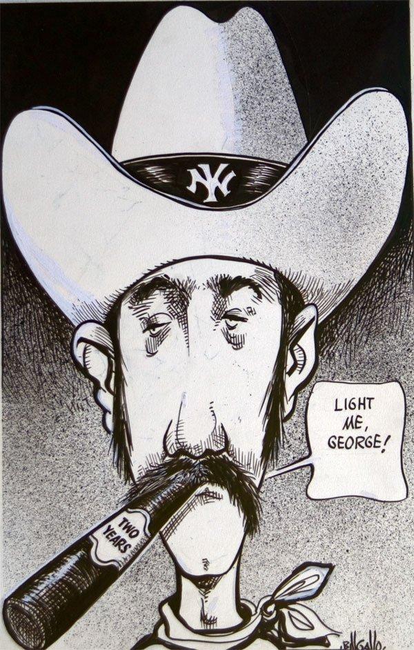 1: A Good Cigar is a Smoke by Bill Gallo
