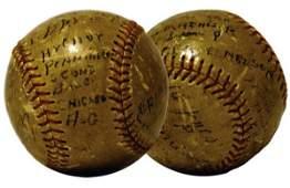 167A: Negro League Baseball, Chicago American Giants