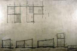 184: Stadium Architectural Plan for Part A Toilets, 1-1