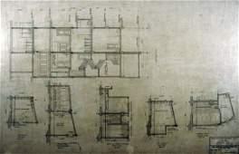 192: Stadium Architectural Plan for Part B Toilets, 9-1