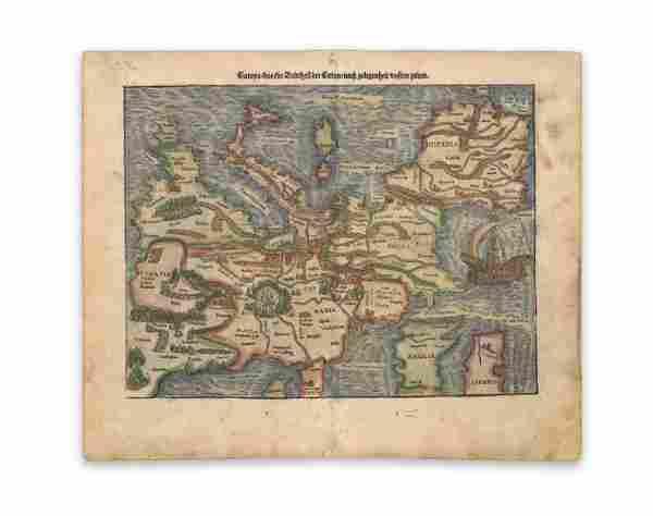 Munster, S. Europa/das ein Drietheil der Erden