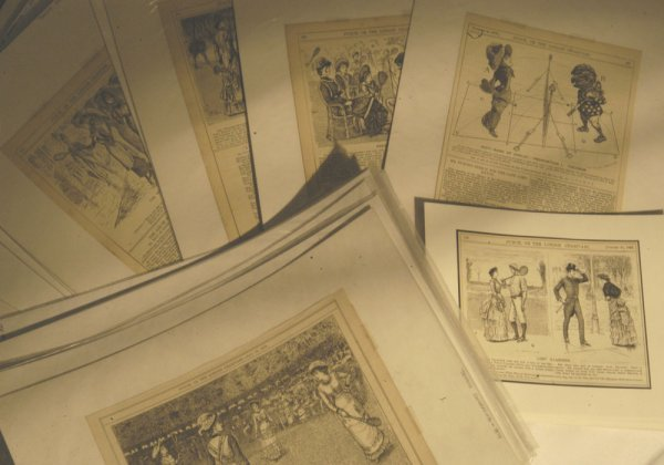 27: Collection of Printed Tennis Materials, c. 1870s to