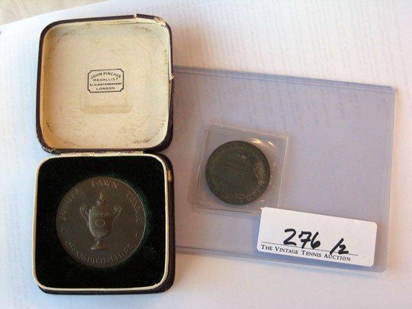 276: Two Wimbledon Awards 1926