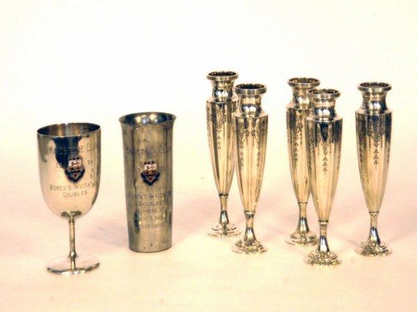 284: Carolin Babcock Trophy Collection