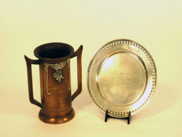 293: Two Early New York-Area Youth Trophies