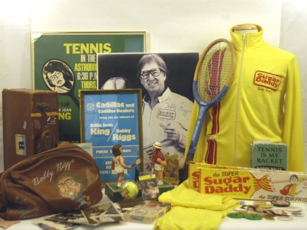 404: Bobby Riggs 'Battle of the Sexes' Collection