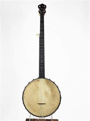 Regal Manufacturing Co. Banjo