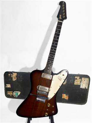Lynyrd Skynyrd / Allen Collins Firebird Guitar