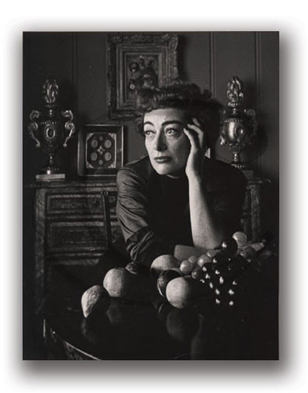 Sanford Roth Vintage Photograph: Joan Crawford Photo
