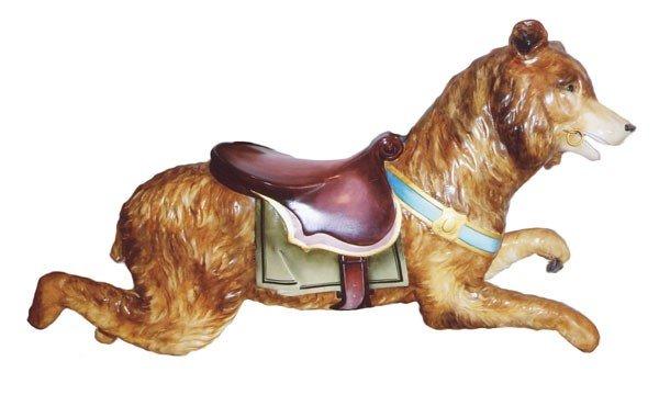Carousel Bear, Gustav Dentzel