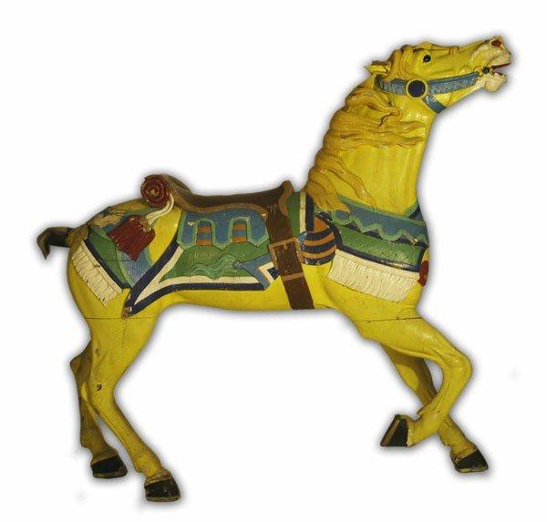 Carousel Horse, Charles Carmel