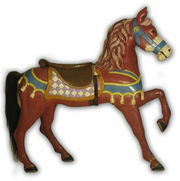 Carousel Horse, Charles Looff