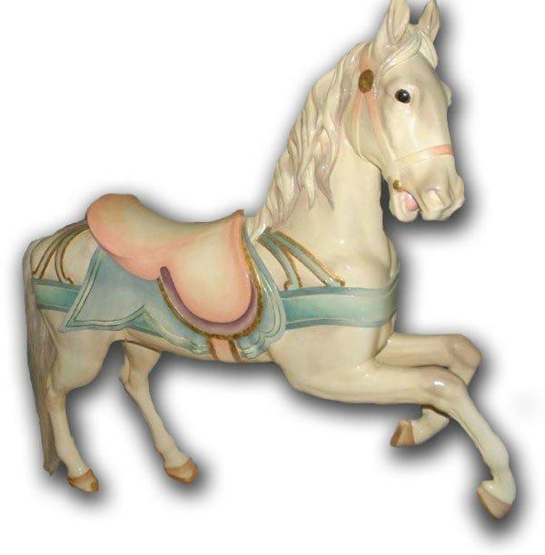 Carousel Horse, Gustav Dentzel