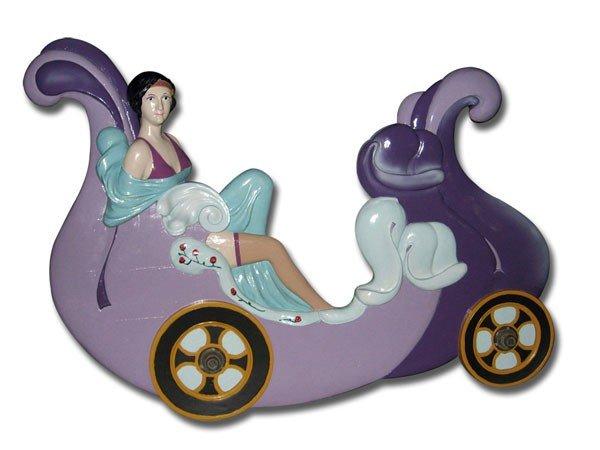 Carousel Chariot, Herschell Spillman