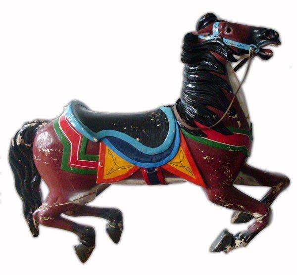 Carousel Horse, Philadelphia Toboggan Company