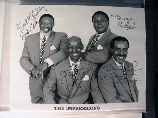 1013: The Commodores, The Impressions