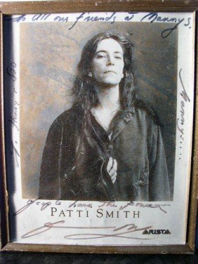 Two Patti Smith